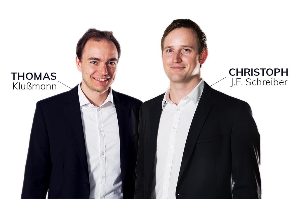 Thomas Klußmann & Christoph J. F. Schreiber